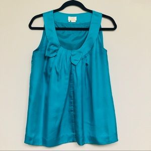 Kate Spade Silk Sleeveless Top